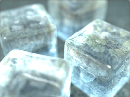Ice Cubes by damozon