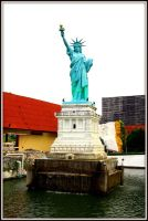 Statue of Liberty by philvdotcom