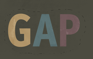 Gap Logo Redesign 2 by alvasrawuther