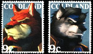 New Issue Stamps 3-OCT-2011-1 by Scottvisnjic
