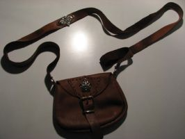 Leather bag nr2 by FireFlyBritt
