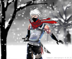 ANBU Kakashi: Mission in snow by SamanthaLi