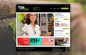 topchairs - psd template by benny89sl