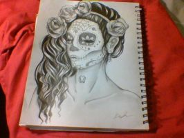 day of the dead woman by Grell-sutcliff-08