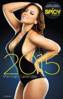 Spicy 2015 Calendar Cover by spicymag