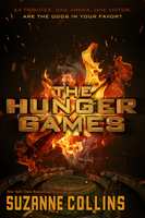 The Hunger Games Fan-made book Cover by TributeDesign