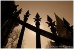CEMETERY FENCE by FOTO-PRO