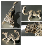 Papo - Snow Leopard Model by The-Toy-Chest