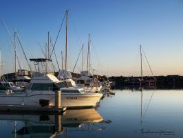 Jetty Marina. by AwakenendByDreams