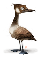 Day 533. Canadian Goose by Cryptid-Creations