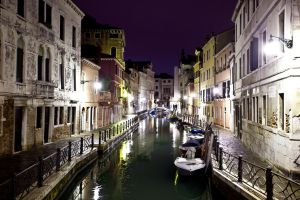 Venice by Night by Pensquared4life