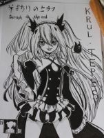 Krul Tepes by mariebelle011