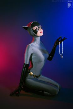 The Animated Series Catwoman by Rei-Doll