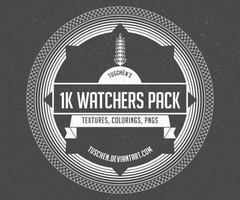 1K watchers pack by tuschen