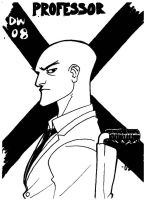 PROFESSOR X by dadicus