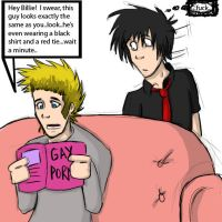 Pieces of Truth by GreenDay-Toons