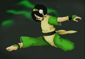 DANCE - Toph by TobuIshi