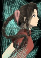 Aerith WIP XD by Venthor78