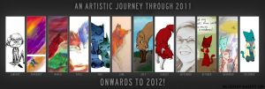 2011 Artistic Journey Meme by Joava