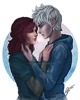 Rowan and Jack by tbdoll