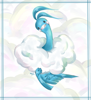 cloud dancer by Merecily