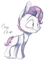 Genderbent Sweetie Belle - Cloyin Chime by TheMarquisOfDorks