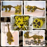 B.B. the Leopard by A--Anthony