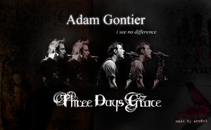 Adam Gontier wallpapers by AnnYuiNet
