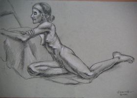 Figure drawing 12 by koanne