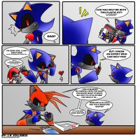 Metal Sonic's Son 11 by Jolleboi