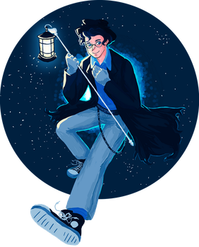 Doctor Who | Humanized male!TARDIS (lolwut?) by Lazorite