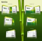 detox adhesives package by Magdusia