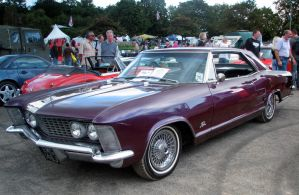 64 Buick Riviera by smevcars