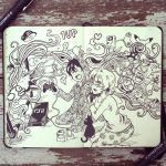 #55 Gamers by 365-DaysOfDoodles