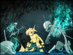 Tang in the watery grave by bleedman