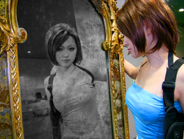 Truth ? - Jill Valentine by AiKawasaki