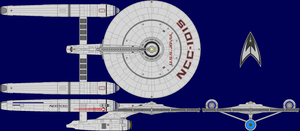 USS Jovia AU Multi-View by captshade