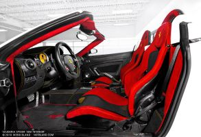 Scuderia Spider 16M Interior by notbland