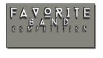 Favorite Band Competition by graphicallygroup