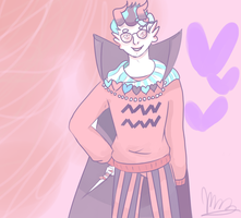 Trickster Eridan by TomatoLove