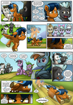 Lightning Rider Mini-Comic: The Test Flight (pg.4) by BuizelCream