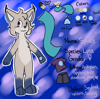 2013 Reference Sheet by ImagineitSplotched