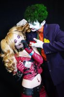 Joker and Harley 04 by RX-Zero1
