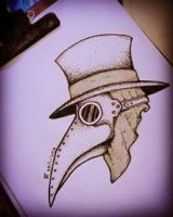 Dr. Plague by PsychoXarles