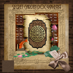 Secret Garden Lotus (Spring) Library by TheAngeldove
