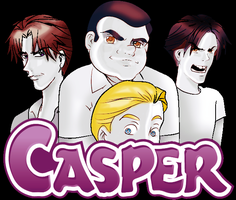 Casper by halo91