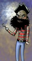 Fro-Beard by michaelpatrick