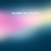Blurry wallpaper by OtherPlanet