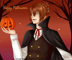 Hakuouki Halloween by Wonderland-Cupcake