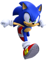 Sonic Unleashed - Running by ModernLixes